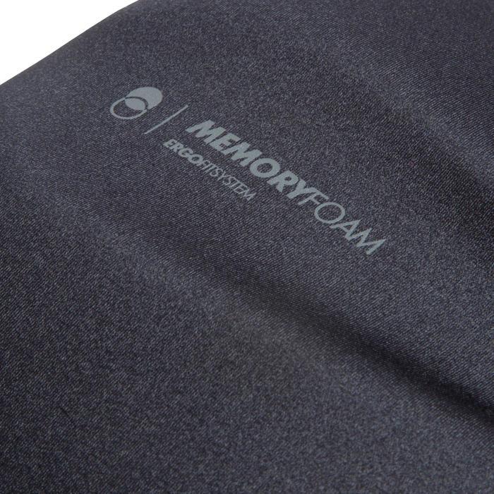 Sattelbezug 500 Memoryschaum Größe XL schwarz