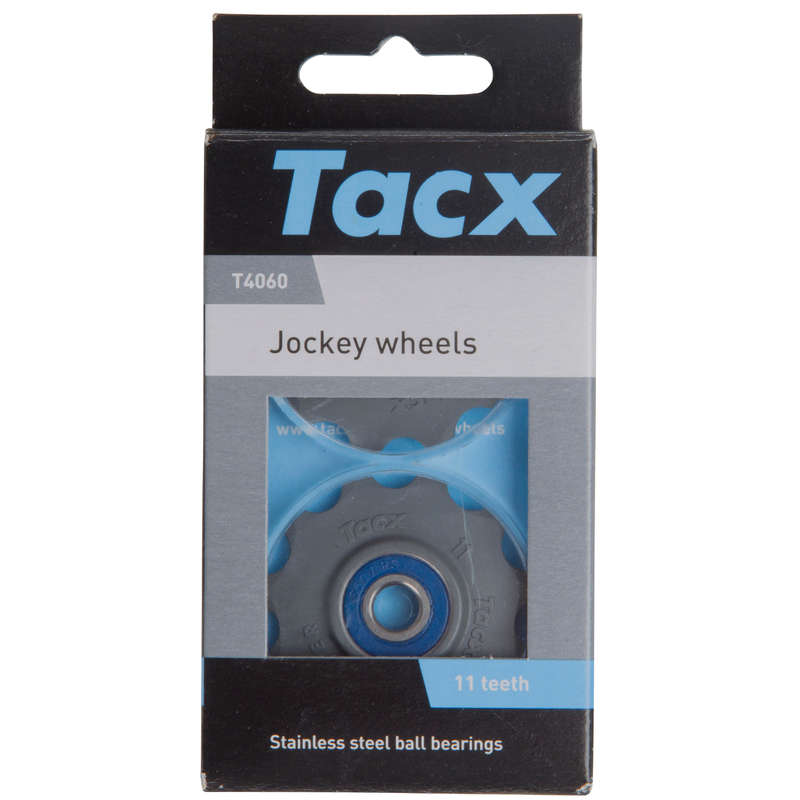 BIKE GEARING - T4060 Jockey Wheels x 2 - 11 Teeth TACX