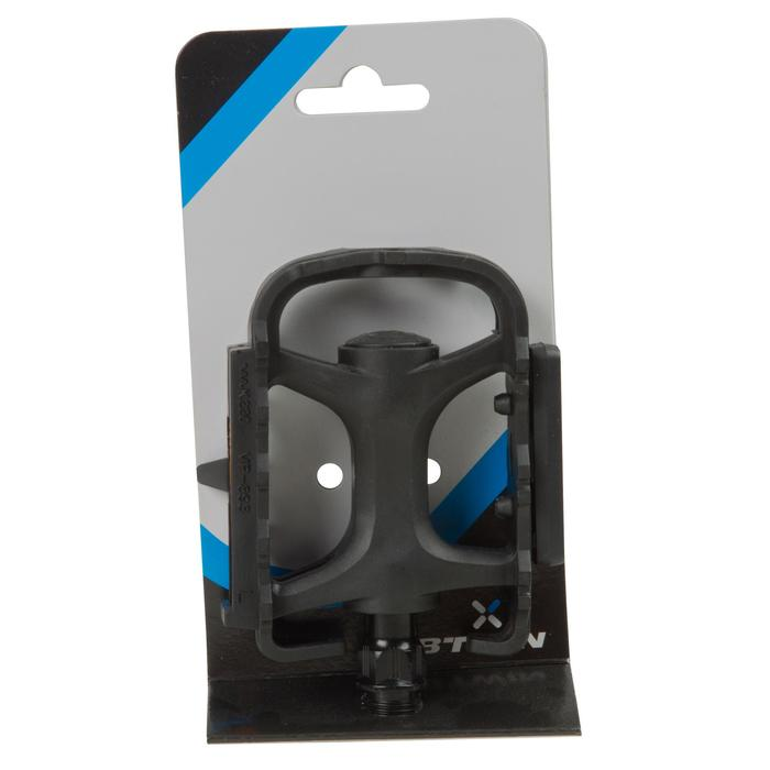 PEDALES MTB RESINA ST 100