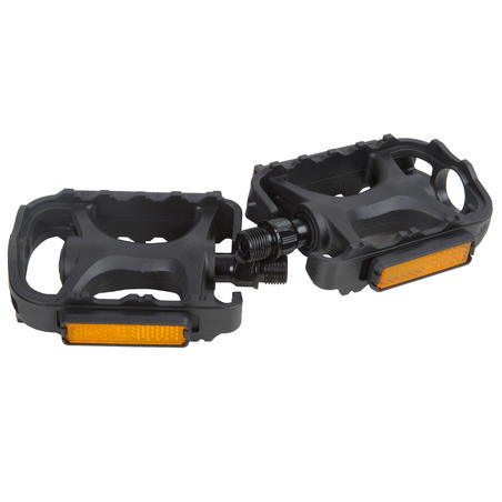 100 Resin Mountain Bike Pedals