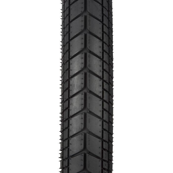 NEUMÁTICO BMX STREET 20x2.10 VARILLAS RÍGIDAS / ETRTO 54-406