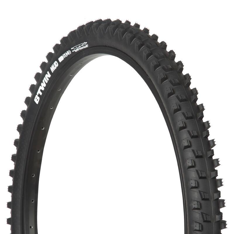 Mud 5 27.5x2.00 Stiff Bead Mountain Bike Tire