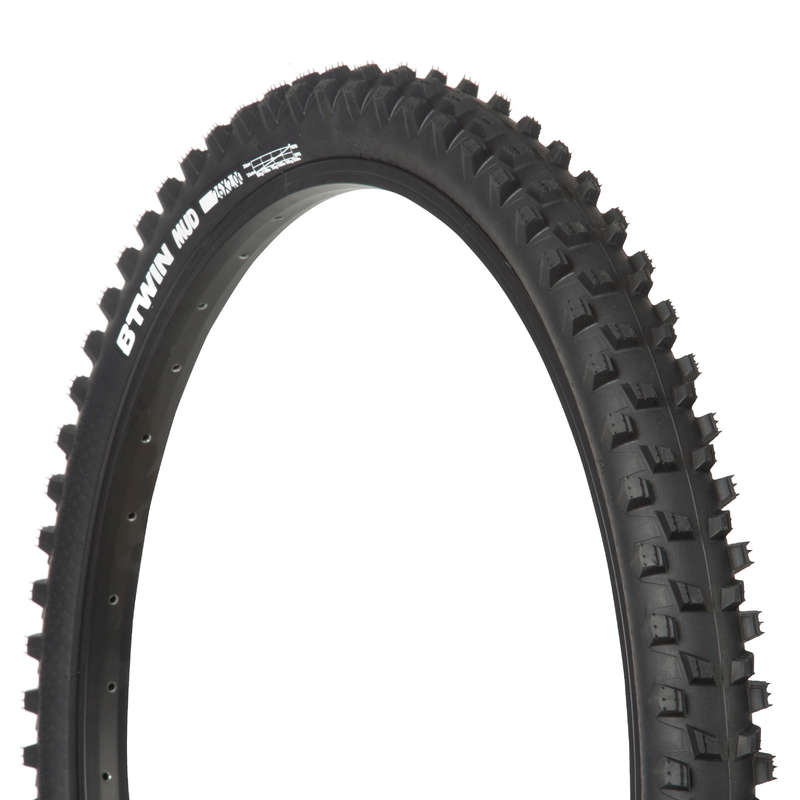 PNEURI MTB TEREN NOROIOS Ciclism - Cauciuc MTB Mud 5 26x2.00  BTWIN - Piese Ciclism