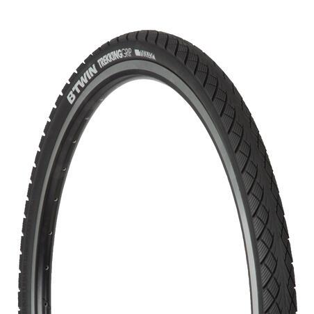 Trekking Grip Hybrid Bike Tyre - 700x42
