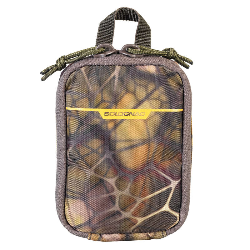 BAGS Shooting and Hunting - X-Acc Organiser Pouch S Furtiv SOLOGNAC - Hunting and Shooting Accessories