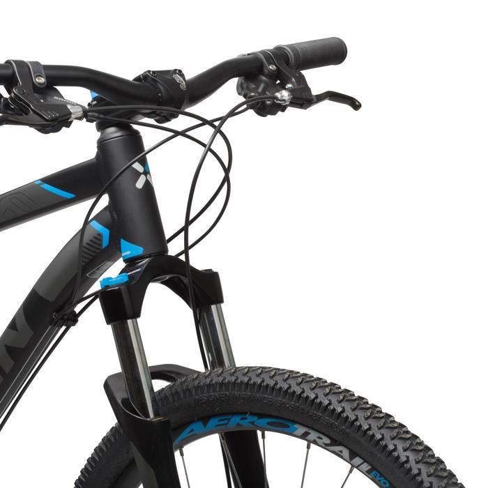 """Mountainbike 27,5"""" Rockrider 520 schwarz"""