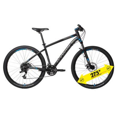 "27.5"" Rockrider 520 Mountain Bike - Black"