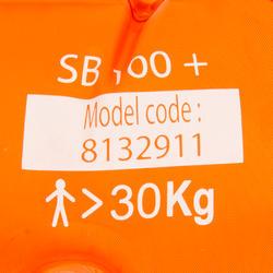 Snorkelboei 100+ oranje - 1108721