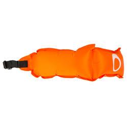 Snorkelboei 100+ oranje - 1108727