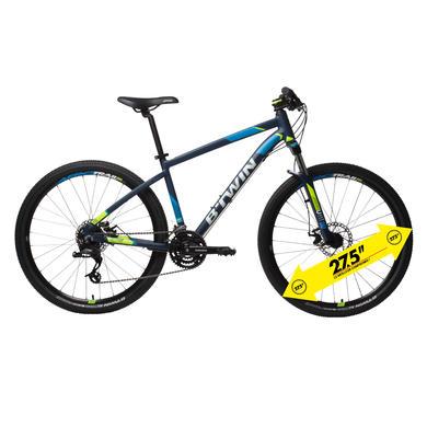 """27.5"""" Rockrider 520 Mountain Bike - Dark Blue"""