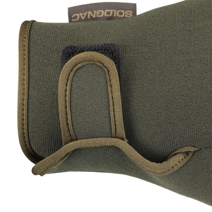 Handschoenen voor de jacht Sibirneo groen