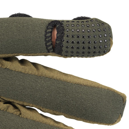 Siberneo Hunting Gloves - Green