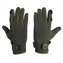SIBIRNEO Hunting Gloves Green
