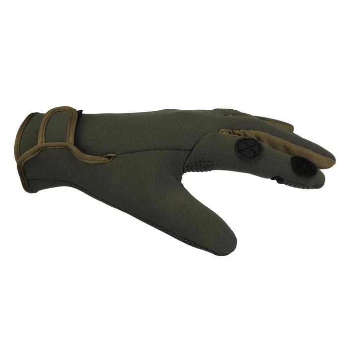 Gants chasse Siberneo vert - 1108809