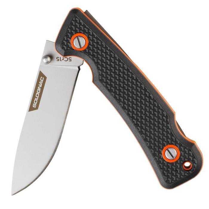 Couteau pliant Axis 85 Grip noir - 1108838