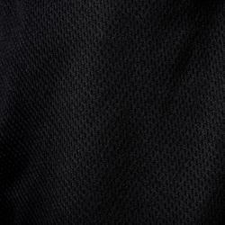 Short baloncesto niños B500 rojo negro gris