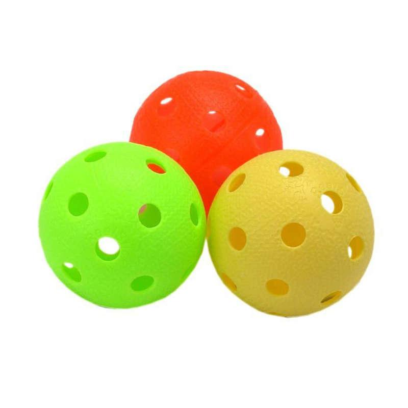 Флорбол Все товары Декатлона - Мяч для флорбола 3-х цветов REALSTICK - Бутик