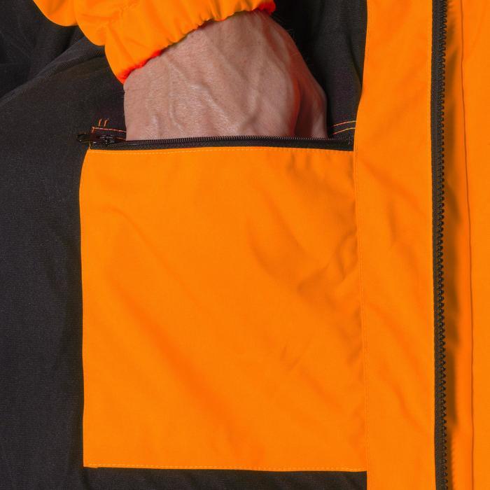 Veste chasse Sibir 100 fluo - 1109053