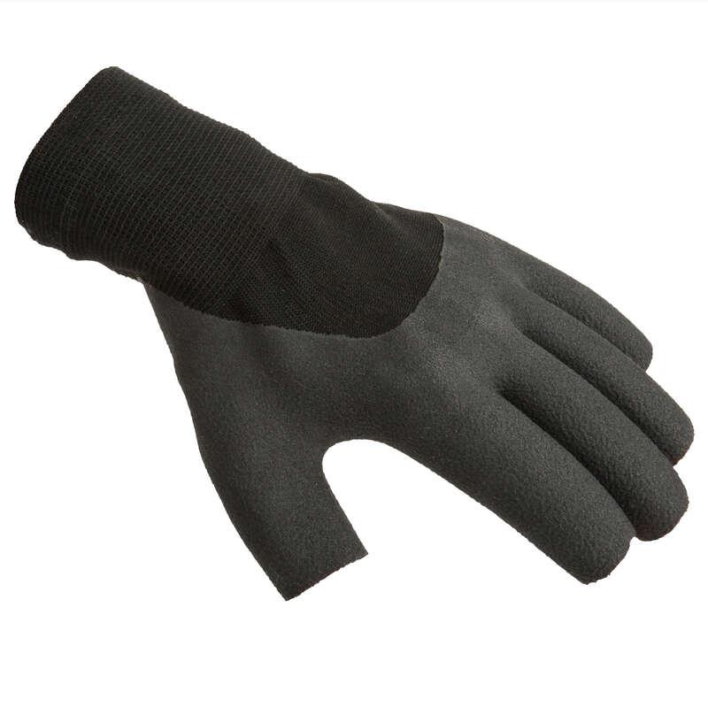 Перчатки, шапки, сумки Каякинг, SUP-бординг - ПЕРЧАТКИ SAILING 100 МУЖ/ЖЕН. TRIBORD - Каякинг