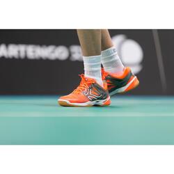 Badmintonschoenen voor heren BS990 oranje