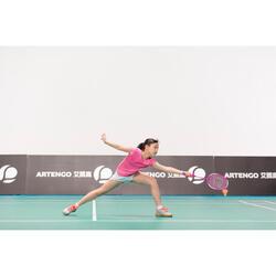 BR 700 Easy Grip badmintonracket voor kinderen roze