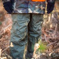 100 Kids Waterproof Overtrousers