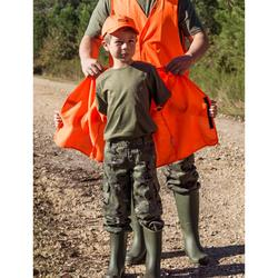 100 JUNIOR Hunting T-SHIRT GREEN