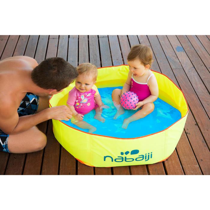 Zwembadje voor kinderen Tidipool blauw met waterdichte draagtas