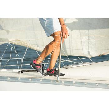Chaussures de pont femme ARIN500 gris/rose - 1109913