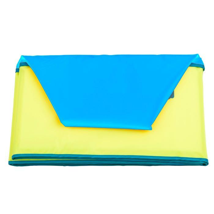 Piscinette enfant TIDIPOOL bleue avec sac de transport étanche - 1109918