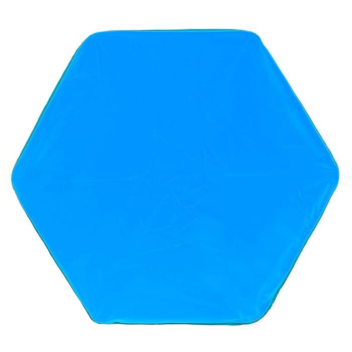 Piscinette enfant TIDIPOOL bleue avec sac de transport étanche - 1109919