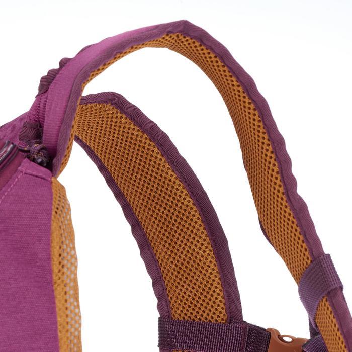 Wanderrucksack NH500 10 Liter violett