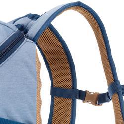Rugzak voor wandelen in de natuur NH500 10 l blauw