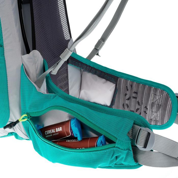 Wandelrugzak MH500 20 liter voor dames groen