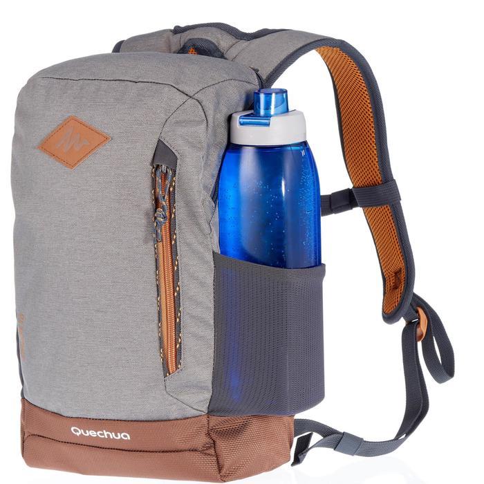 Wanderrucksack NH500 10 Liter grau