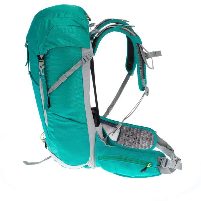 Wandelrugzak MH500 20 liter voor dames groen - 1110012