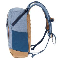 Wanderrucksack Naturwandern NH500 10l blau