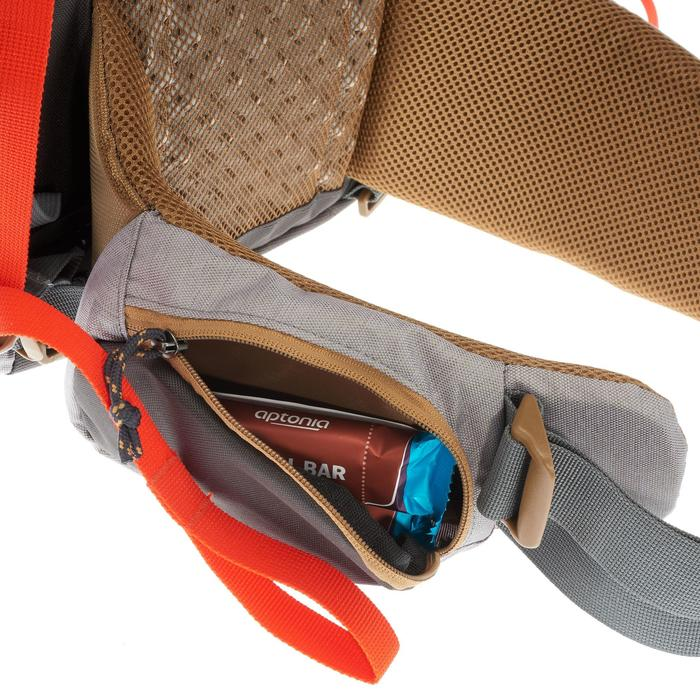 Travel 500 Women's 70L Lockable Backpack - Grey - 1110032