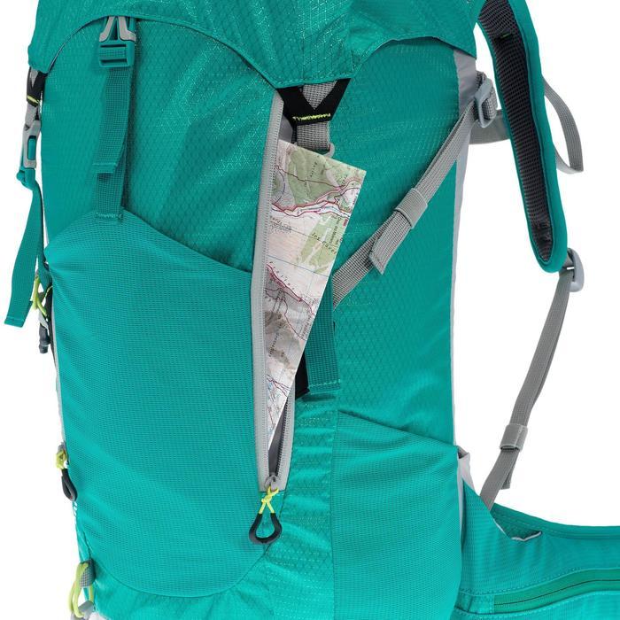 Wandelrugzak MH500 20 liter voor dames groen - 1110037