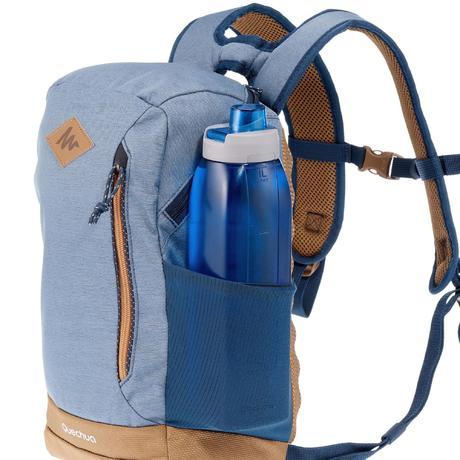 sac a dos de randonn e nh500 10 litres bleu quechua. Black Bedroom Furniture Sets. Home Design Ideas