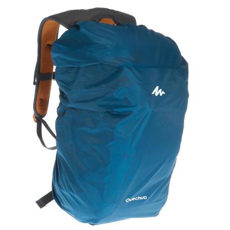 Mochila Pequeña De Montaña y Trekking Qechua NH500 30L Gris   Oscuro