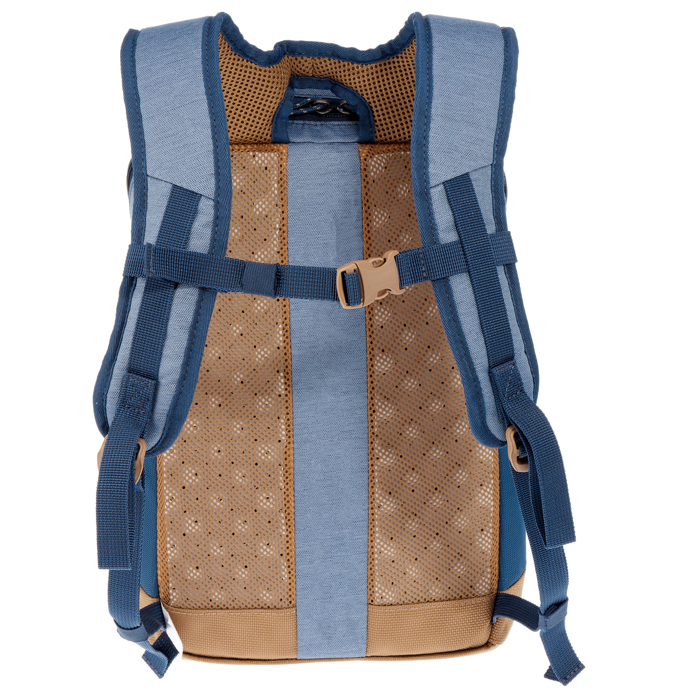 10L Country Walking Backpack NH500 - Blue