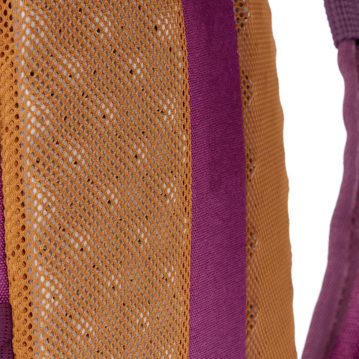 Mochila de Montaña y Senderismo Quechua NH500 10 Litros Violeta