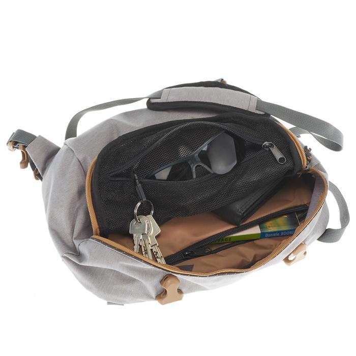 Travel 500 Women's 70L Lockable Backpack - Grey - 1110064