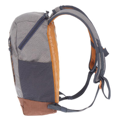 10L Country Walking Backpack NH500 - Grey