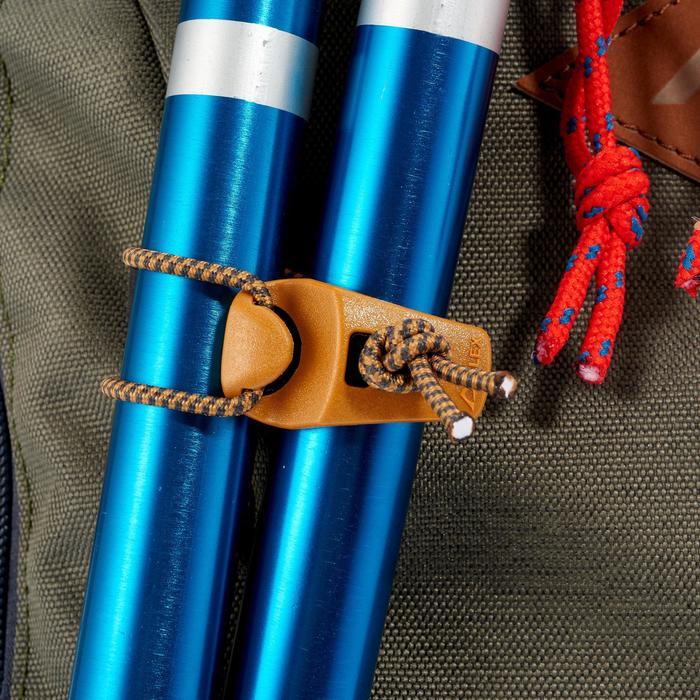 Wanderrucksack Naturwandern NH500 30Liter khaki