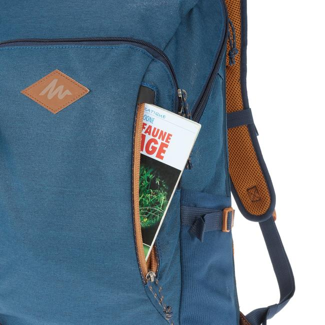 Hiking Bag 20 Litre (with Raincover) NH500 - Blue