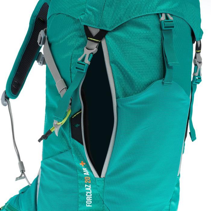 Wandelrugzak MH500 20 liter voor dames groen - 1110123