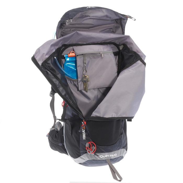 Wandelrugzak voor bergtochten MH500 20 liter zwart