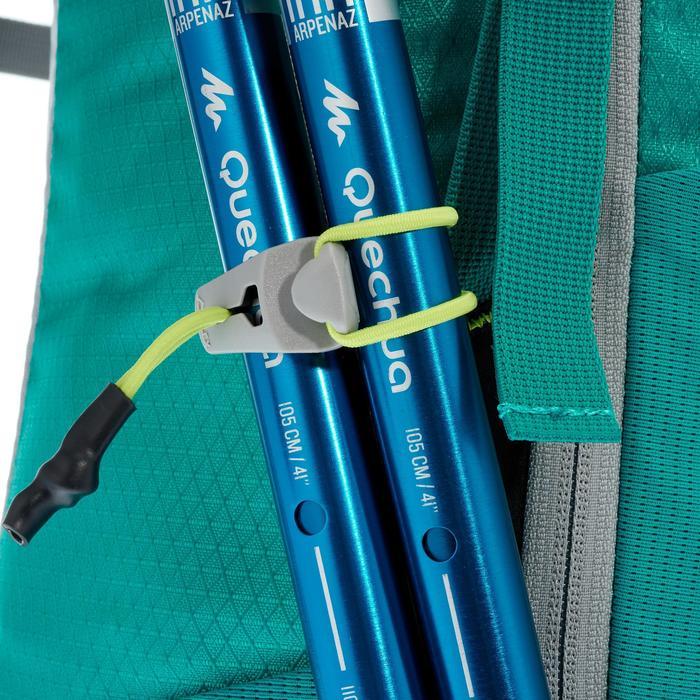 Wanderrucksack MH500 20 Liter Damen grün